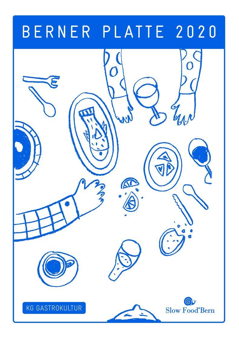 Berner Platte 2020 Berner Platte 2.0