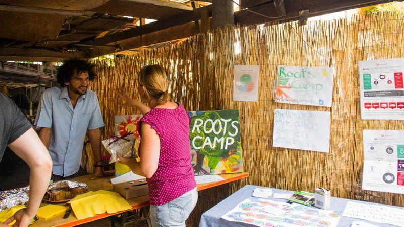Roots Camp Tomatenfest 5 Berner Platte 2.0