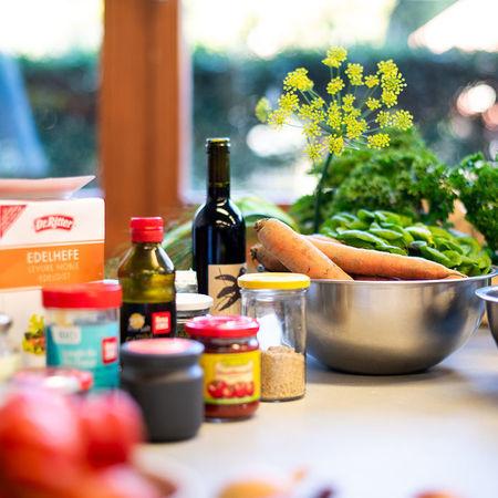 7567 Kulinata Veganer Kochkurs Root Food Pascale Amez Berner Platte 2.0