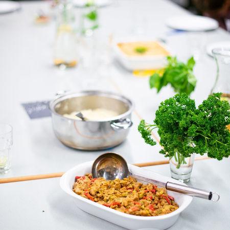 7899 Kulinata Veganer Kochkurs Root Food Pascale Amez Berner Platte 2.0